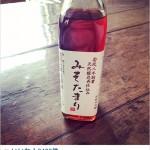 梨花さんが親子丼を作る時にも愛用しているお醤油『みそたまり』